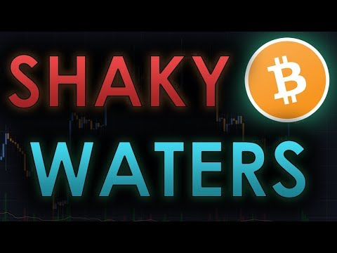 Bitcoin Is STILL In Shaky Waters – Here's why! – BTC/CRYPTOCURRENCY TRADING ANALYSIS