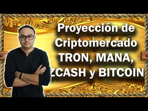 Análisis de Bitcoin, Tron, Zcash y Mana – Criptomonedas 2019 | BITCOIN V165
