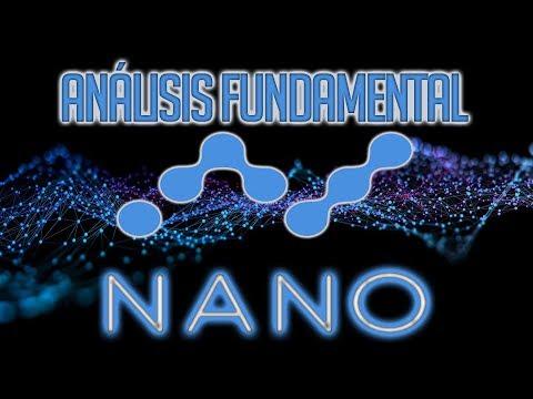 ✅¿Qué es NANO Criptomoneda? – Análisis Fundamental