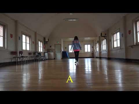 Punk Right Now (PRN) – Line Dance