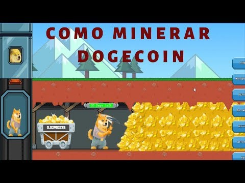 Como Minerar Dogecoin – Nova Mineradora de Doge (DogeGame.co)