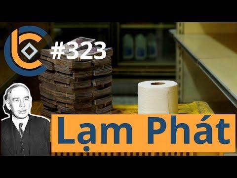 #323 – Căn Bản Về Lạm Phát  | Cryptocurrency | Tiền Kỹ Thuật Số | Tài Chính