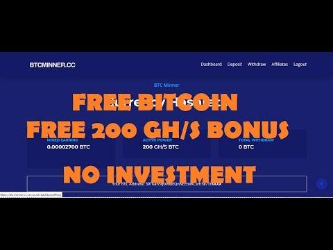 FREE 200 GH/S MINING POWER   FREE BITCOIN MINING  tamil kathambam