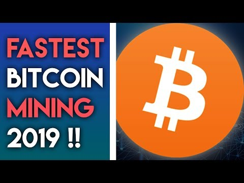 Bitcoin Cloud Miner Tool 2019 ✅ Fastest Mining ✅No Download