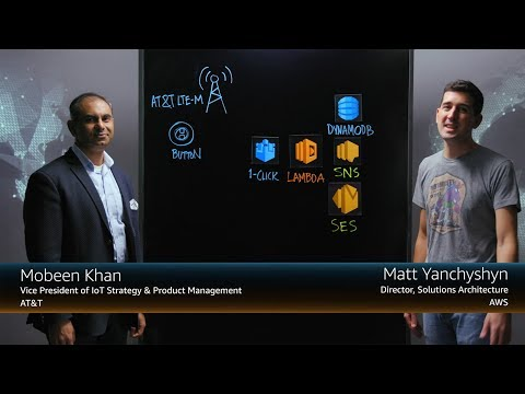 AT&T: Bringing IoT to the Enterprise