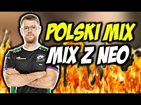 POLSKI MIX Z NEO I INNOCENTEM W KWALIFIKACJACH DO LANA W BELGII – CSGO BEST MOMENTS