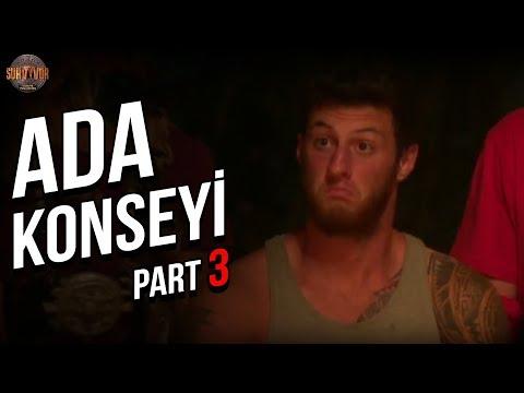 Ada Konseyi 3. Part | 27. Bölüm | Survivor Türkiye – Yunanistan