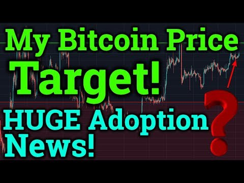 My Bitcoin Price Target For Bitmex Trading! BTC ADOPTION! Cryptocurrency Analysis/Ripple XRP News