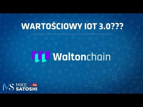Waltonchain – wartościowy IoT 3.0???