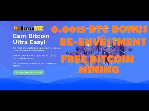 ultrabtc.io reinvest free bitcoin mining    FREE 0.0015 BTC   WITHOUT INVESTMENT   tamil kathambam