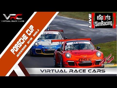 VRC – Porsche Cup P2