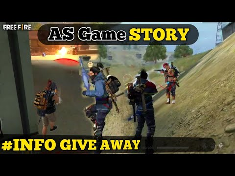ADA INFO GIVE AWAY | AS GAME STORY | GARENA FREE FIRE