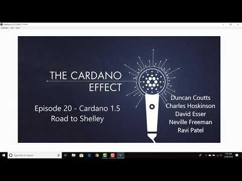 Cardano 1.5 mainnet release Daedalus 0.13.0 update on Windows