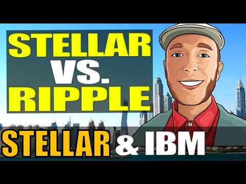 Will Stellar Beat XRP?  Not Likely… and Here's Why. $XLM $XRP