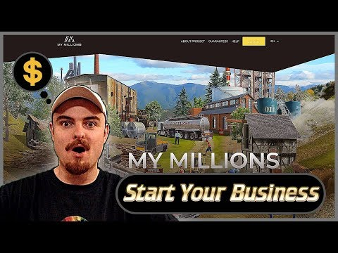 Dapp Review – My Millions (EOS) – Start Your Business Today – EOS Dividends
