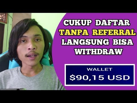 Bisa Withdraw Tanpa Referral | GIVEAWAY 1500 DOGE