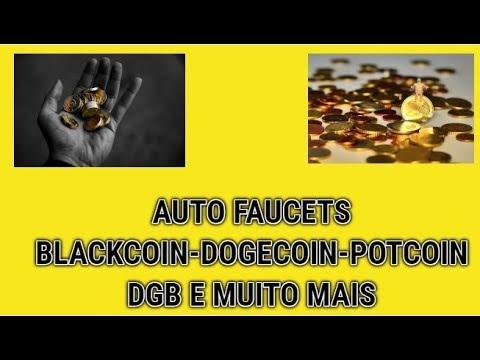 AUTO FAUCETS BLACK DOGE POT DGB E MUITO MAIS