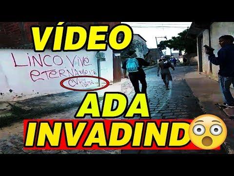 VIDEO ADA INVADINDO AJUDA DE CIMA MACAE CV