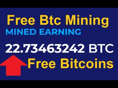 New High Paying Free BITCOIN Cloud Mining Site 2019 | Live Payment Proof 0.100000000 Bitcoin