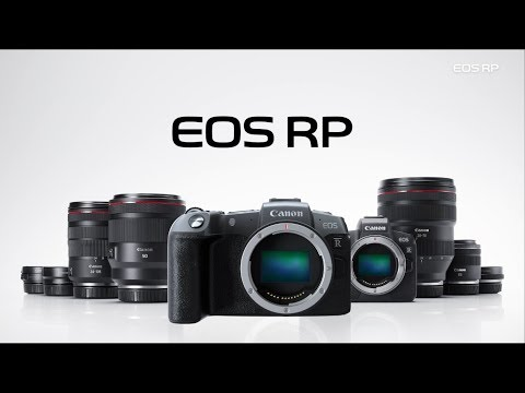 Introducing the EOS RP (CanonOfficial)