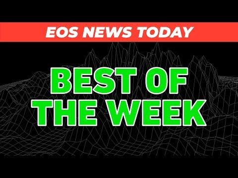 EOS NEWS TODAY: #1 Rank on FCAS, Mike Novogratz Interview, LiquidApps Game Changer