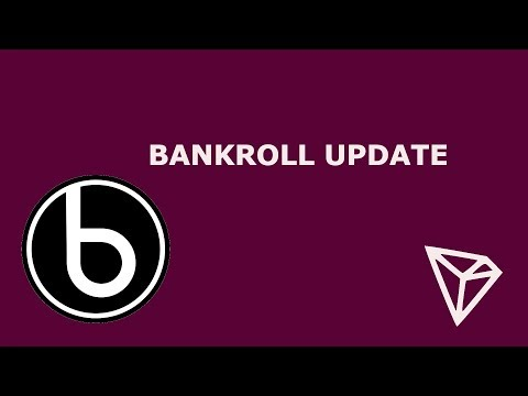 BANKROLL STILL ROLLIN THEM DIVS! TRON TRX