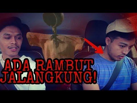 ADA RAMBUT JALANGKUNG DI LACI!! AUTO MERINDING