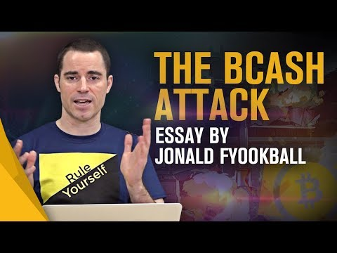 Shocking: Why some people call Bitcoin Cash Bcash – Essay by Jonald Fyookball | Bitcoin.com Features