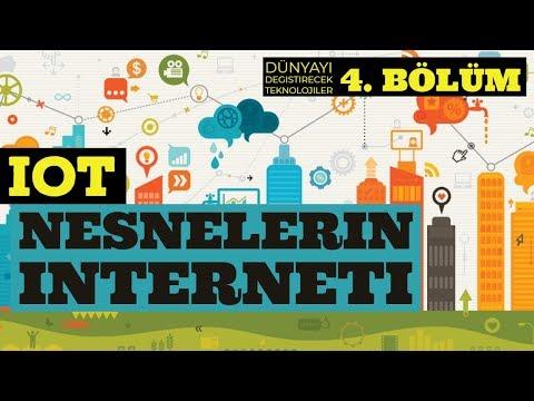 Nesnelerin İnterneti (IOT) Nedir? – Dünyayı Değiştirecek Teknolojiler 4. Bölüm