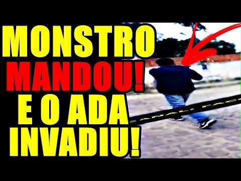 VÍDEO ADA INVADINDO CV NO CENTRO DE MACAÉ