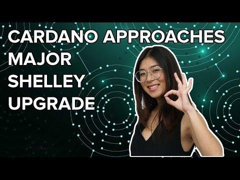 Cardano Approaches Major Shelley Upgrade + Bitcoin Hashrate + Daily Token Prices
