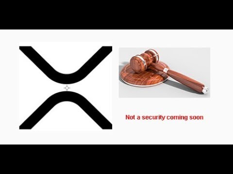 """XRP's meaningful victory in court battle could lead to """"not a security status"""" soon"""
