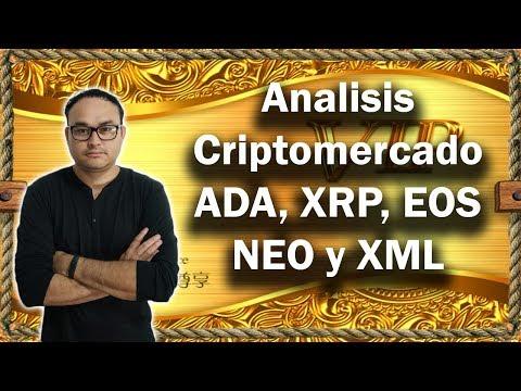 Análisis de Criptomonedas 2019   Ripple, Stellar, Neo, Eos y Cardano   BITCOIN V167