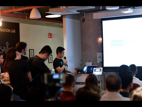 Driving Mass Adoption of Crypto – Ethereum Singapore Meetup with Kyber Network (20 Mar 2019)
