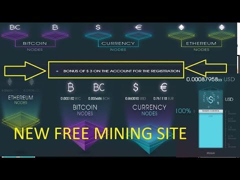 New FREE BITCOIN CLOUD Mining Site 2019 |BONUS OF $ 3 ON THE ACCOUNT FOR THE REGISTRATION