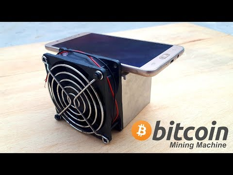 How To Make Bitcoin Mining Machine | Like S9 Miner |  Mobile mining at Home | Creative Ideas