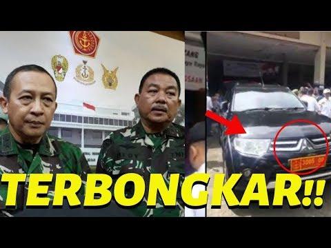TERBONGKAR! INI PENJELASAN MENGAPA ADA MOBIL BERPLAT TNI DI KAMPANYE PRABOWO