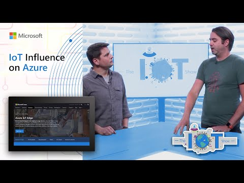 IoT Influence on Azure