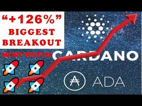 CARDANO (ADA) PRICE PREDICTION 2019 – BIGGEST BREAOUT!