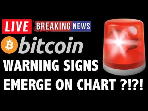 Bitcoin PRICE WARNING SIGNS EMERGING?! – LIVE Crypto Trading Analysis & BTC Cryptocurrency News 2019