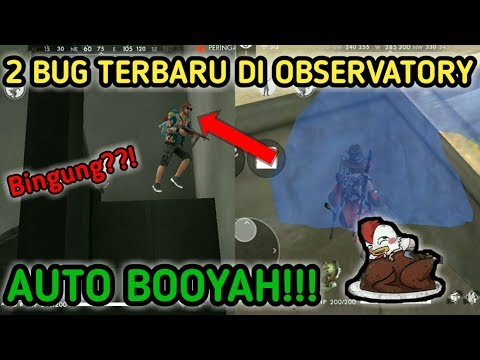 BARU!!! COBAIN BUG YANG ADA DI OBSERVATORY || BUG FREE FIRE TERBARU || FREE FIRE INDONESIA