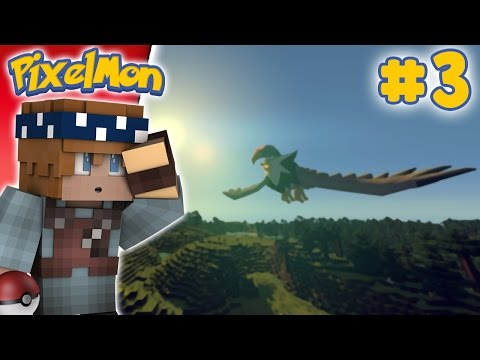"Minecraft Pixelmon Worlds – EP 3 ""PROTEAN GRENINJA?"" (Minecraft Pokemon Mod)"