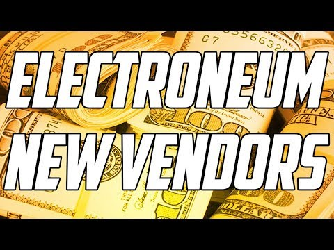 (ETN NEWS) –  More Vendors Accepting Electroneum, More Mass Adoption In Uganda & More Great News!