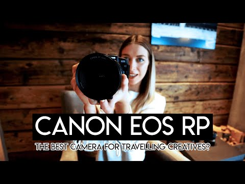 Canon EOS RP – The Best Camera For Travelling Creatives?