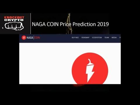 NAGA COIN Price Prediction 2019