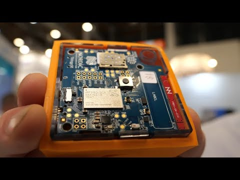 Nordic Semiconductor nRF9160 ARM Cortex-M33 SiP with LTE-M/NB-IoT