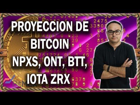 ?Análisis de Bitcoin y Altcoins, Criptomonedas NPXS ZRX IOTA ONT BTT | BITCOIN V168