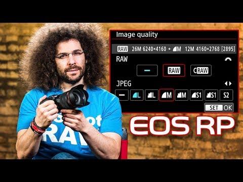Canon EOS RP User's Guide