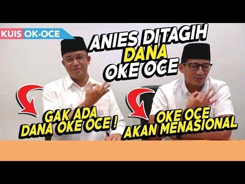 Ditagih Uang OK OCE, Anies Sebut Tak Ada Dana ? Lupain Semua Bang …