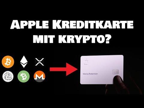 Apple bringt Kreditkarte…mit Krypto? Bitmain IPO abgeblasen? Bitcoin Cash Krise?
